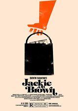 Quentin Tarantino Movies Jackie Brown A3 Art Print Poster Yf5418