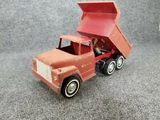 Vintage ERTL INTERNATIONAL LOADSTAR FLEETSTAR  DUMP TRUCK