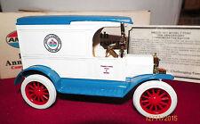 Ertl Amoco 1917 Ford 100Th Anniversary Model T Bank Mint 1/25 Scale #9745Va
