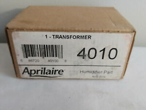 Aprilaire 4010  humidifier transformer 120 / 24V 20VA step down transformer