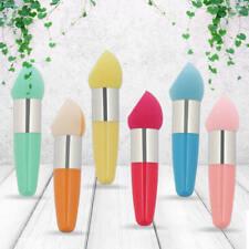 2 X Make up Sponge Stick Cosmetic Foundation Make UP Blender Brush Make up Puff