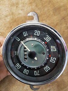 Classic VW Beetle Speedometer 1963