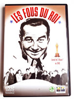 Les fous du roi - Robert ROSSEN - dvd très bon état