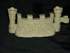 Fisher Price Little People Gray Castle Farm Stone Fence