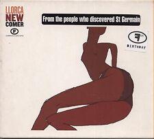 LLORCA - New comer - CD 2002 NEAR MINT CONDITION