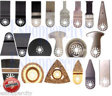 20 Oscillating Multi Tool Saw For Blade Makita Ridgid Craftsman Milwaukee Ryobi