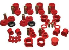 Energy Hyper Flex Master Bushing Kit For Nissan 90-96 300ZX 7.18105R (Red)