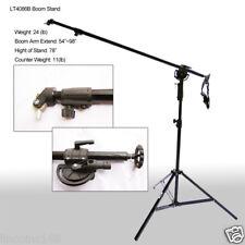Heavy Duty Boom Light Arm Light Stnad Photo Studio Video Photography 00241