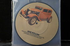 """JEWEL akens/The FENDERMEN – the Birds and the Bees/Mule (7"""" Picture-disc)"""