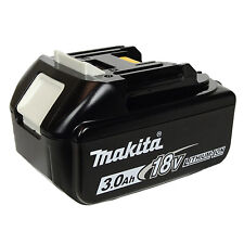 New Makita BL1830B 18V 3.0Ah Li-Ion Battery W/Fuel Gauge for XPH01 XPH10 XRJ04