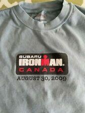 Ironman Canada Finisher T-shirt, Men's Medium 2009