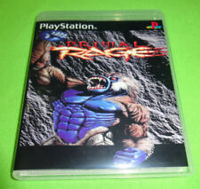 Empty Custom Replacement Case!  Primal Rage  -  Sony PlayStation 1 PS1 PS2 PS3