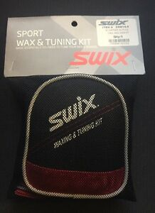 Swix Sport Wax & Tuning Kit Brand New and Free Shipping