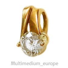 333er Gold Anhänger Zirkonia 8ct pendant zirconia zirkon 8k
