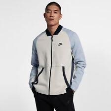 Nike Sportswear Tech Pack polar para hombre Chaqueta Universitaria Casual Cremallera Completa