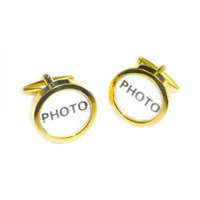 GOLDEN PHOTO HOLDER GEMELLI & Sacchetto Regalo-CORNICE FOTO
