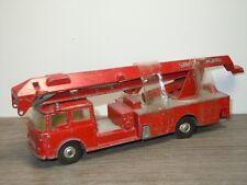 Bedford Simon Snorkel Fire Engine - Corgi MajorToys 1127 England *32642
