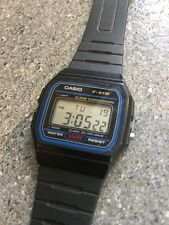 Casio F-91W Retro Digital Watch