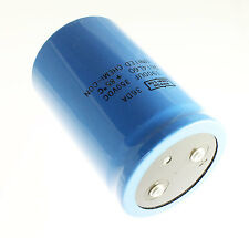 1x 1900uF 350V Large Can Electrolytic Aluminum Capacitor DC 350VDC 85C 1900mfd