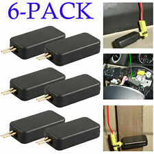 6pc Car SRS Airbag Simulator Emulator Resistor Bypass Fault Finding Diagnostic