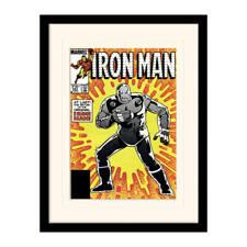 Marvel Original Iron Man Marvel Comic Book Imprimer
