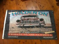 Holden gmh eh fc  aussie print mancave idea Man cave flag car banner poster sign