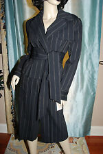 NWT $805 TRACY REESE PINSTRIPED PANT SUIT size 6 & 10
