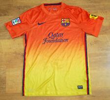 Nike Barcelona 2012/2013 away shirt (Size S)