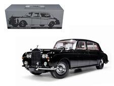 Paragon 98213bk 1964 Rolls Royce Phantom V MPW Black 1-18 Diecast Model Car
