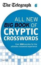 The Telegraph: All New Big Book of Cryptic Crosswords 6 by The Telegraph Media Group (Paperback, 2016)