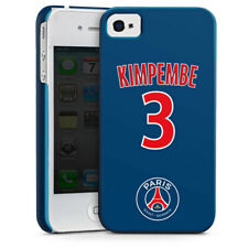 Apple iPhone 4 premium case cover-kimpembe-camiseta