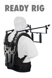 Ready Rig Camera/Gimbal Stabilizer + Duffel Bag, Tested Working Excellent