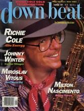 Richie Cole Miroslav Vitous Downbeat Clipping