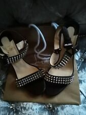 Christian louboutin Studded/Spiked  Sandals Size40/7