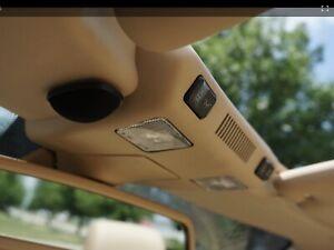Mercedes R129 SL500 SL600 SL320 SL300 500SL Dome Light Cover-ALL COLORS - NEW