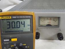 HP 6266B DC POWER SUPPLY 0-40V, 0-5A