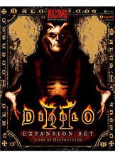 Diablo 2 Lord of Destruction Diablo II LoD EU PC Battle.net CD Key Download Code