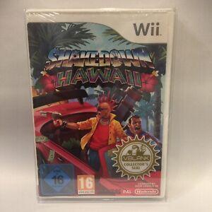 Shakedown Hawaii Nintendo Wii VBlank Exclusive Brand New Sealed 50 & 60hz