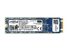 Crucial SSD MX500 250GB 250G M.2 2280 3D NAND SATA III Internal CT250MX500SSD4