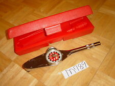 SNAP-ON TOOLS 3/8 DRIVE TORQOMETER 600 INCH POUND TORQUE WRENCH