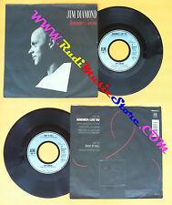 LP 45 7'' JIM DIAMOND Remember i love you Rock n roll 1985 germany no cd mc dvd