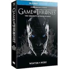 Game of Thrones Season 7 Blu-Ray- Complete Seventh Season Free Post