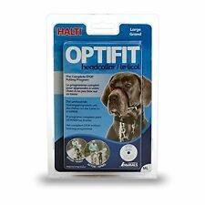 Halti Opti Fit Head Collar for Dogs,Large Opened Package