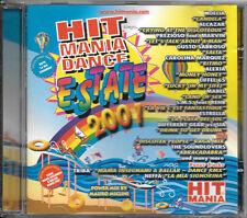 "COMPILATION CD ""HIT MANIA DANCE ESTATE 2001"" 2001 HIT MANIA 004/2 RARA"