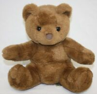 "Build A Bear Workshop Brown 10"" Stuffed Plush Animal Teddy Bear BABW Retired"