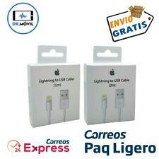 Apple MQUE2ZM/A Cavo da Lightning a USB 1m - Bianco