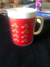 Vintage 1979 RCA Nipper Dog With Horn Victor Phonograph Thermo Serv Mug