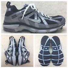 3269bd5840f NIKE AIR ALVORD VI Women s Trail Shoes Size 9 US EUR 40.5 Black 318658-043