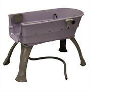 Bath Tub For Large Dog Lilac Grooming Station Bathtub Elevated Shower Pet Wash