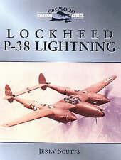 Lockheed P-38 Lightning (Crowood Aviation), Scutts, Jerry, New Book